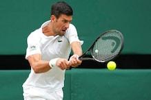 Wimbledon 2021: नोवाक जोकोविच सेमीफाइनल में पहुंचे, फुचोविच को हराया