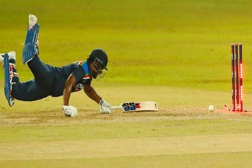 IND VS SL: संजू सैमसन (Sanju Samson) श्रीलंका टी20 सीरीज में रहे फ्लॉप, 3 टी20 में बनाए महज 34 रन (PC-AP)