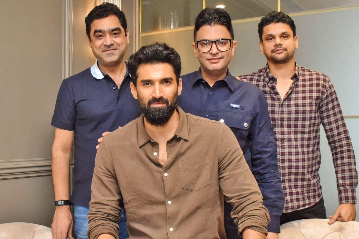 आदित्य रॉय कपूर अगली फिल्म में करेंगे डबल रोल, 'थडम' का हिंदी रीमेक बनाएंगे मुराद खेतानी