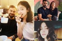 PICS: अनुष्का शर्मा-विराट कोहली के लंदन टूर की खूबसूरत तस्वीरें, बेटी वामिका भी हैं साथ