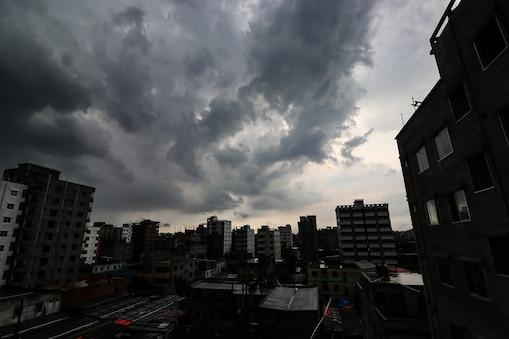 केंद्र का पूर्वानुमान है कि 25 जुलाई को कोटा, उदयपर व अजमेर संभाग में कहीं कहीं भारी व अति भारी बारिश हो सकती है. (सांकेतिक फोटो)