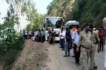 Bilaspur News: चंडीगढ़-मनाली NH पर लंबा जाम, टूरिस्ट-आम यात्री परेशान