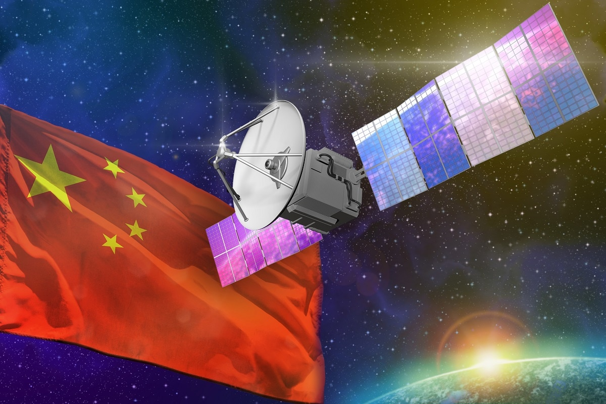 Space, China, USA, NASA, Space Race, Chain in Space Race,