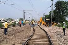 DFC रेल लाइनों के लिए उत्तर रेलवे ने अपने कुछ ट्रैक्स अलग किए
