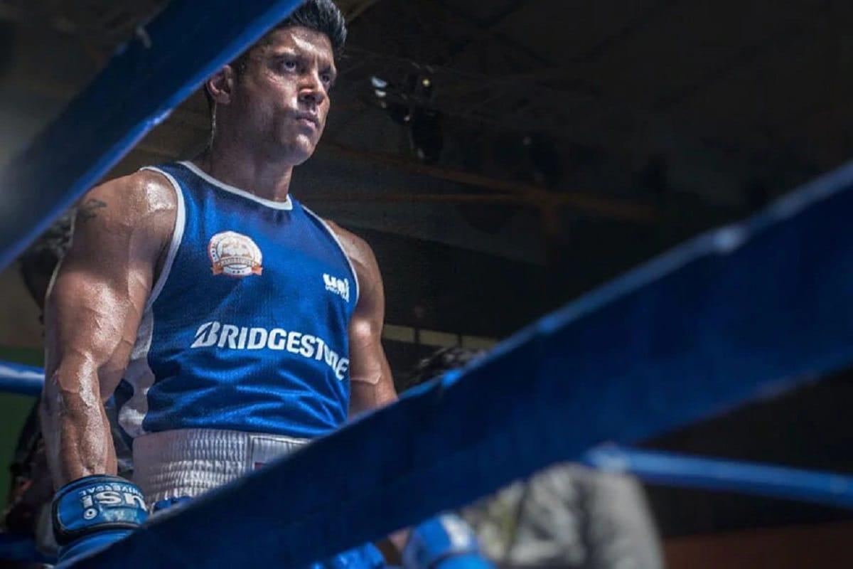 'तूफान' में मुक्केबाज का कैरेक्टर निभाने में मुझे बहुत खुशी मिली: फरहान अख्तर