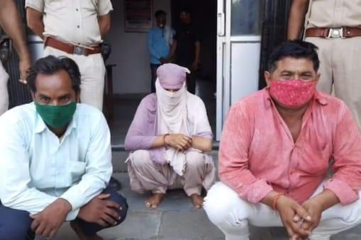 भरतपुर में अवैध गांजे की तस्करी करते तीन गिरफ्तार