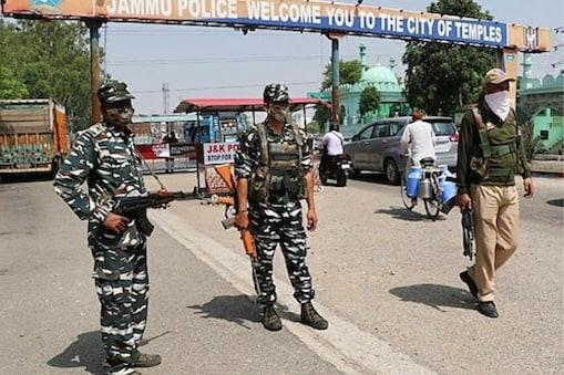 जम्मू में सुरक्षा इंतजाम कड़े कर दिए गए हैं.