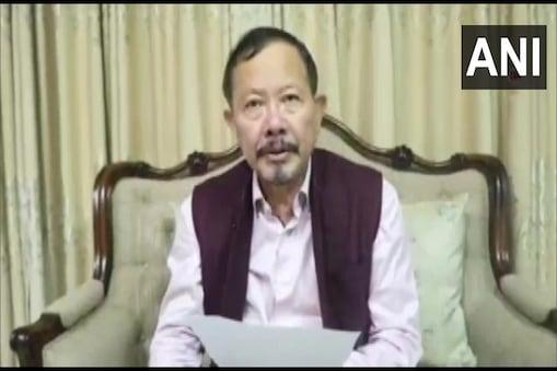 सीमा विवाद के बीच मिजोरम के गृह मंत्री लालचमलियाना ने असम पुलिस पर गंभीर आरोप लगाए. (ANI/26 July 2021))