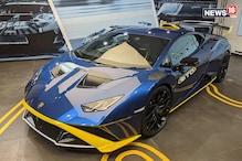 सुपर स्पोर्ट्स कार लेम्बोर्गिनी हुराकन एसटीओ हुई लॉन्च, जानिए कीमत