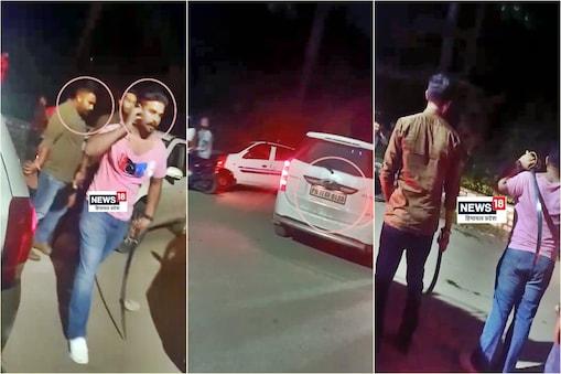 मनाली में पंजाबी टूरिस्ट की गुंडागर्दी, चारों आरोपी युवक गिरफ्तार.