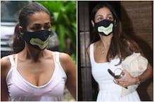 Photos: मलाइका के एक ही दिन में नजर आये 3 अलग-अलग Looks, आपको कौन सा आया पसंद