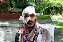 पंजाब से मनाली घूमने आए युवकों की गुंडागर्दी, कार चालक को पीटकर किया लहूलुहान