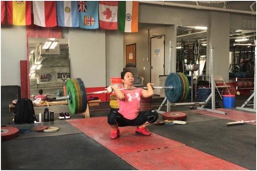 मीराबाई चानू से टोक्यो ओलंपिक में पदक जीतने की उम्मीद (Sai Media/Twitter)