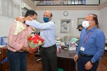 मीराबाई चानू के कोच को मिली प्रमोशन, नॉर्दन रेलवे ने किया अभिनंदन