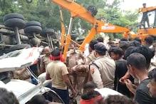UP News: लखनऊ में भीषण सड़क हादसा, 5 लोगों की दर्दनाक मौत से मचा कोहराम