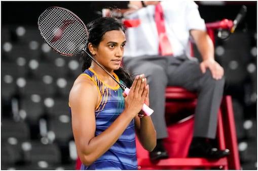 Tokyo 2020: पीवी सिंधु का बैडमिंटन के महिला सिंगल्स के क्वार्टर फाइनल में जापान की अकाने यामागुची से मुकाबला होगा. (PIC-AP)