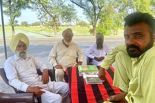 पंजाब में नए कृषि कानूनों का विरोध जारी है.