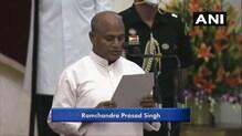 RCP सिंह का पावर पंच: इन खासियतों से मिली मोदी मंत्रिमंडल में जगह