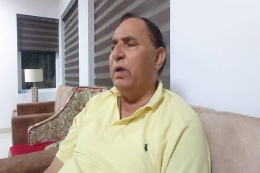 बीजेपी नेता रोहिताश्व शर्मा ने सप्ताह भर पहले पार्टी और संगठन को काफी खरी-खोटी सुनाई थी