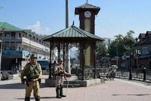 कोरोना मामले बढ़े: श्रीनगर अलर्ट पर, कुछ हिस्सों में 10 दिनों का कर्फ्यू लगा