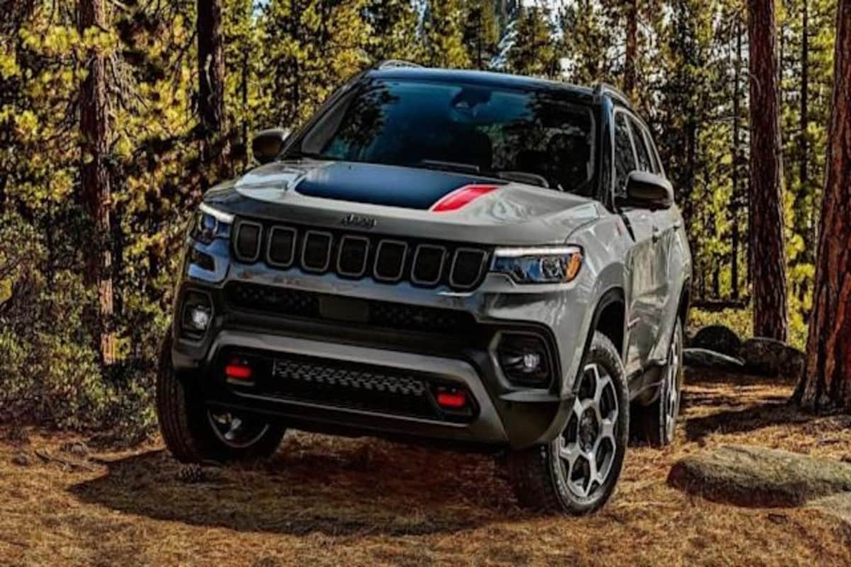 2022 Jeep Compass SUV Will Get Major Changes