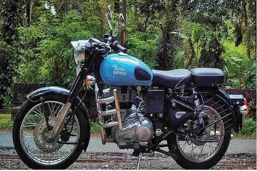 रॉयल एनफील्ड की क्लासिक 350 बाइक खरीदें केवल 94 हजार रुपये में.