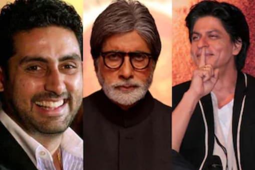 शाहरुख खान ने अमिताभ बच्चन को खुद ये वाक्या सुनाया था. फाइल फोटो
