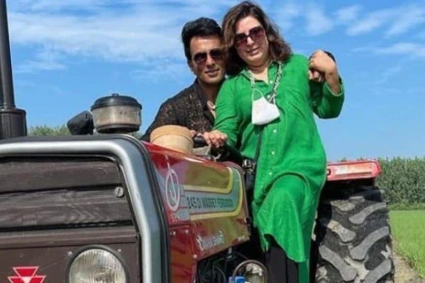 फराह खान और सोनू सूद की दोस्ती के बारे में बहुत कम लोग जानते हैं, लेकिन दोनों बहुत अच्छे दोस्त हैं.फाइल फोटो