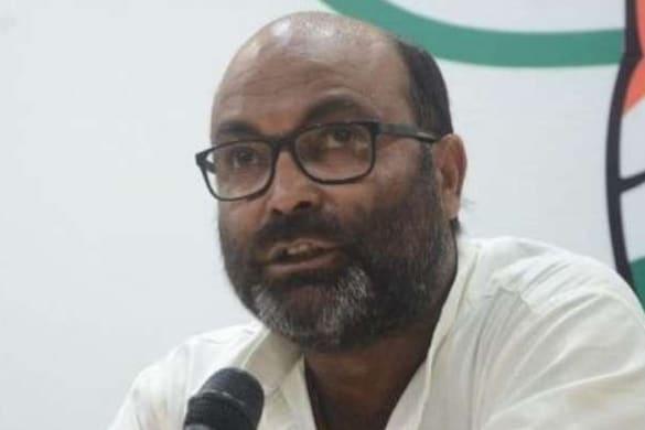 यूपी कांग्रेस अध्यक्ष अजय कुमार लल्लू ने पेगासस जासूसी कांड पर सीएम योगी के हमले का जवाब दिया है.