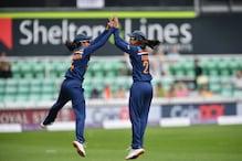 भारतीय महिला टीम ने फील्डिंग के दम पर इंग्लैंड को 8 रन से हराया, सीरीज बराबर
