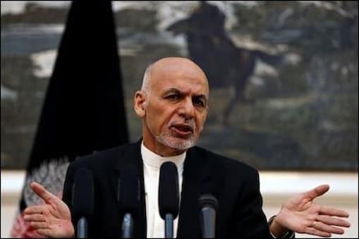 अफगानिस्तान के राष्ट्रपति अशरफ गनी अहमदजई (Reuters)