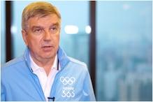 टोक्यो ओलंपिक इंसानियत को भविष्य में भरोसा दिलाएंगे : थॉमस बाक