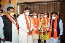 MP में उपचुनाव की बढ़ी सरगर्मी, सह संगठन महामंत्री शिवप्रकाश से मिले CM शिवराज