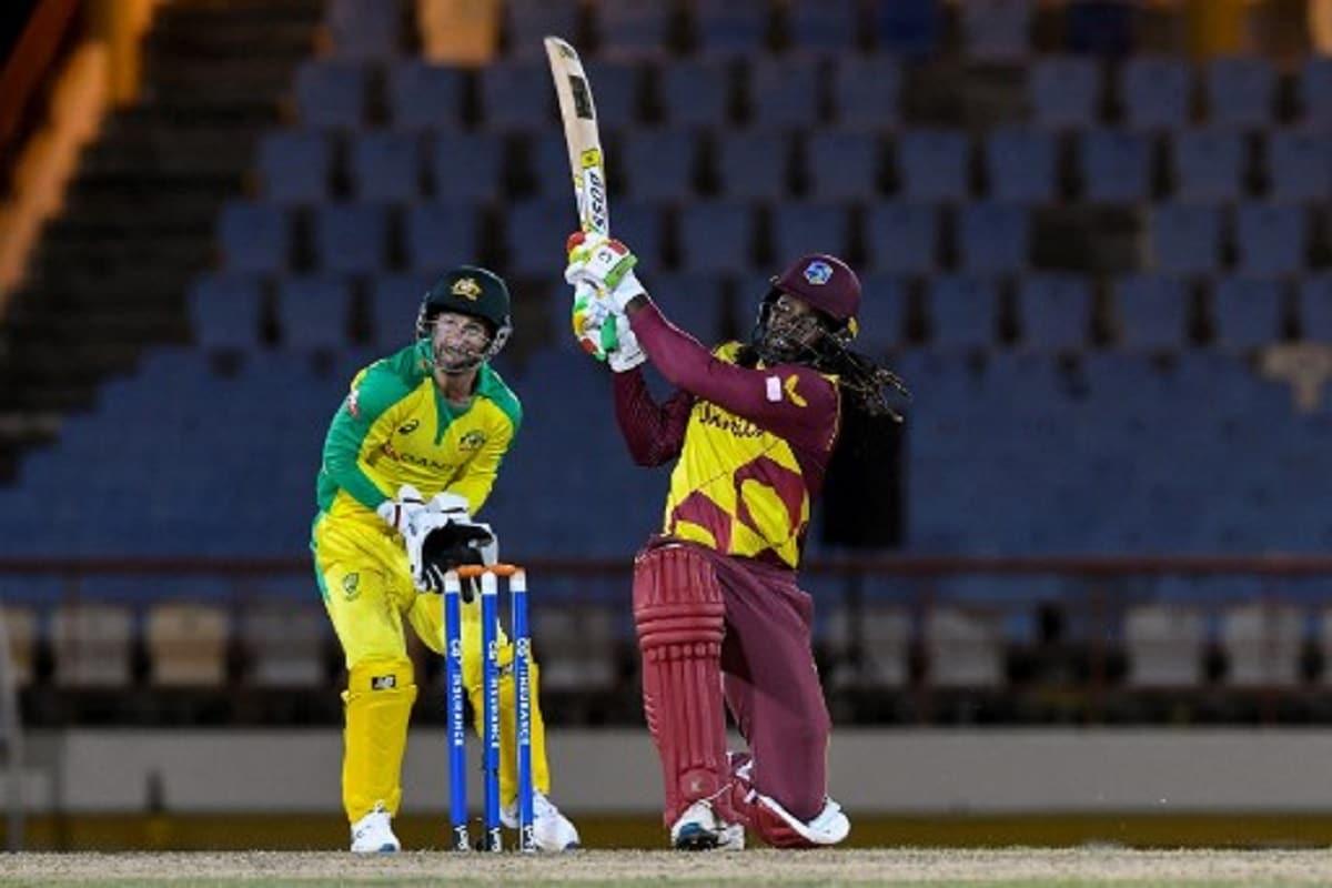 WI vs AUS: Chris Gayle dedicates half-century and 14,000 T20 runs to Kieron Pollard, know the reason - Stuff Unknown