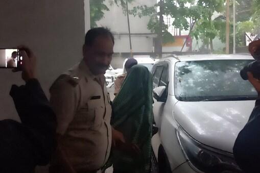 झारखंड एसआईटी के सामने पेश किए गए धनबाद जज हत्याकांड के आरोपी.