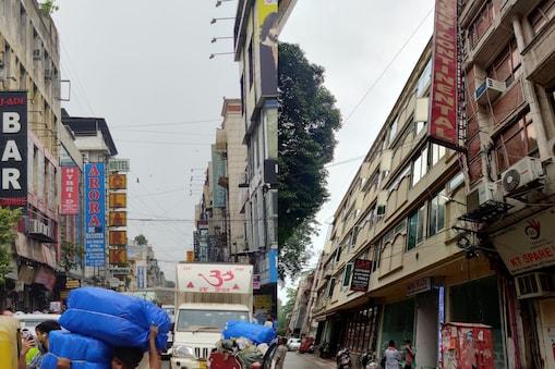 कोरोना की वजह से दिल्ली में 150 से ज्यादा होटल बंद हो गए है.