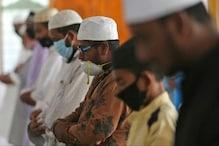 उत्तराखंड ईद: मस्जिदों में सोशल डिस्टेंसिंग का पालन, बाज़ारों में खूब खरीदारी
