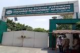गाजियाबाद विकास प्राधिकरण दिल्ली बार्डर की एक योजना पर दे रहा है कब्जा
