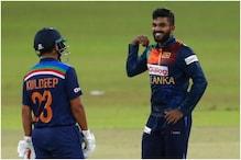 टीम इंडिया फिरकी की धुन पर नाची, श्रीलंकाई स्पिनर्स ने आधे से ज्यादा विकेट लिए