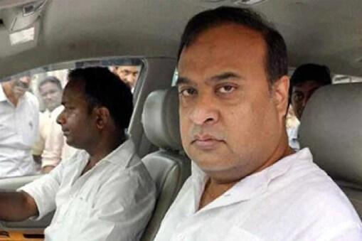 असम के मुख्यमंत्री हिमंत बिस्व सरमा ने सीमा पर हुई हिंसा पर दी प्रतिक्रिया. (File pic)
