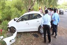 हिसार: पार्टी करके लौट रहे थे 4 दोस्त, कार तेज चलाने की जिद ने ली 2 की जान