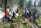 जम्मू-कश्मीर में बारिश ने बरपाया कहर, बह गए कई घर, सेना का बचाव अभियान जारी