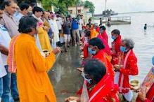 झारखंड : धर्म परिवर्तन के शिकार 14 आदिवासी परिवारों की हिन्दू धर्म में वापसी