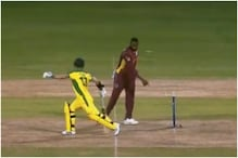 'ऑफ स्पिनर' पोलार्ड ने ऑस्ट्रेलियाई खिलाड़ी को दी चेतावनी, वीडियो हो रहा वायरल