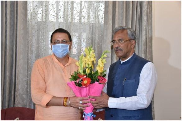 Uttarakhand: पुष्कर सिंह धामी के CM बनने पर बीजेपी में बवाल, पार्टी सीनियर नेताओं को मनाने में जुटी!