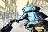 Delhi: ऑटो में सवार बुजुर्ग दंपति से हुई लूटपाट,नकदी व सामान लूटकर बदमाश फरार