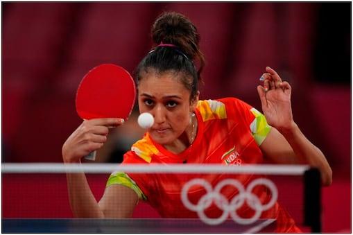 Tokyo Olympics:  मनिका बत्रा ने पहले राउंड का मुकाबला आसानी से जीता.