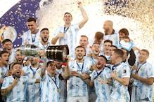 Copa America 2021: अर्जेंटीना ने 28 साल बाद जीता कोपा अमेरिका का खिताब, देखिए ऐतिहासिक जीत की Photos