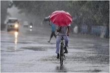 यूपी में फिर सक्रिय हुआ मानसून, आज पश्चिम और पूर्वी यूपी के जिलों में बारिश