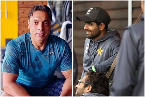 ENG vs PAK: शोएब अख्तर ने पाकिस्तान टीम का बचाव करने के लिए कप्तान बाबर आजम की आलोचना की है. (Instagram)